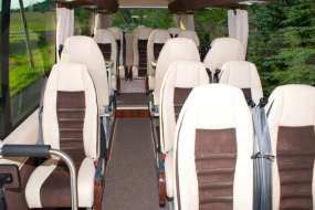 bus mercedes benz vip sprinter 15 pax interline. Black Bedroom Furniture Sets. Home Design Ideas